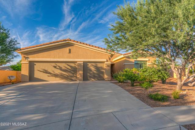 1598 W Copper Sky Drive, Oro Valley, AZ 85737 (#22126188) :: Long Realty - The Vallee Gold Team