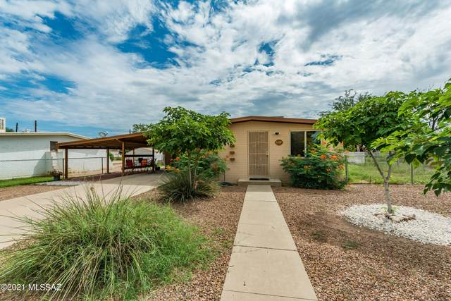5109 S Lostan Avenue, Tucson, AZ 85706 (#22126228) :: Long Realty - The Vallee Gold Team