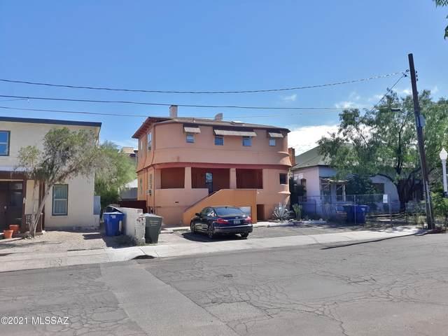 128 N Hoff Avenue, Tucson, AZ 85705 (MLS #22126236) :: The Property Partners at eXp Realty