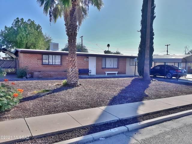 4766 E Andrew Street, Tucson, AZ 85711 (#22126252) :: Long Realty - The Vallee Gold Team