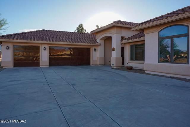 3878 Puerto Place, Sierra Vista, AZ 85650 (#22126260) :: Long Realty - The Vallee Gold Team