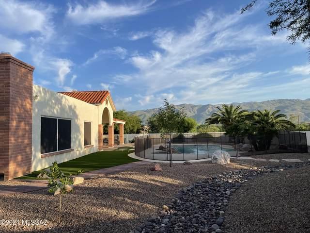12290 E Giralda Place, Tucson, AZ 85749 (#22126261) :: Elite Home Advisors | Keller Williams