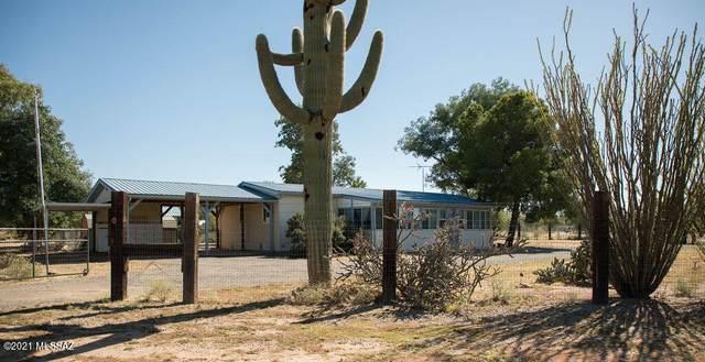 11960 N Paseo Anastasia, Marana, AZ 85653 (MLS #22126280) :: The Property Partners at eXp Realty