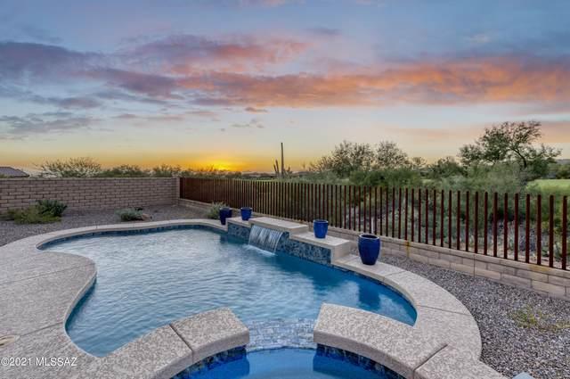 14125 N Los Saguaros Drive, Marana, AZ 85658 (#22126281) :: Elite Home Advisors | Keller Williams