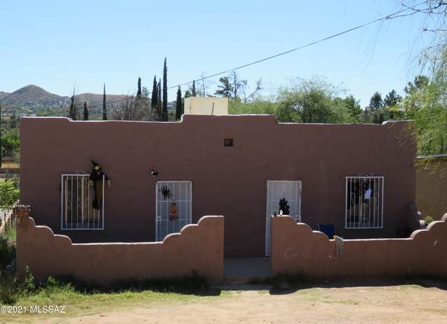 293 W 1St Street, Nogales, AZ 85621 (#22126285) :: Long Realty - The Vallee Gold Team