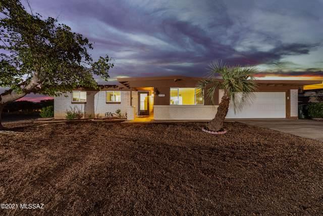 9301 E Trail Ridge Place, Tucson, AZ 85710 (#22126293) :: Long Realty - The Vallee Gold Team