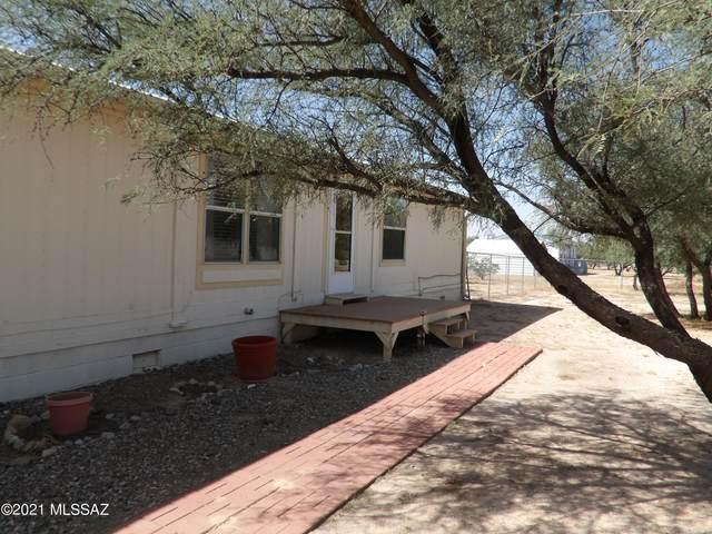 1071 E Sonora Verde Drive, Benson, AZ 85602 (#22126306) :: Long Realty - The Vallee Gold Team