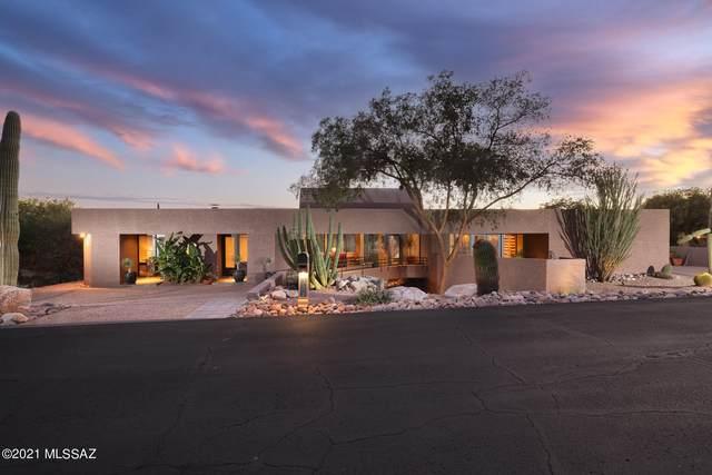 6321 N Via Acacia, Tucson, AZ 85718 (#22126311) :: Gateway Partners International