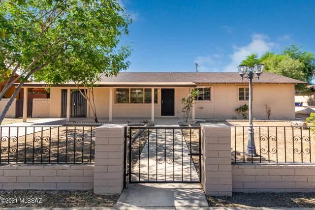 6550 E Fordham Drive, Tucson, AZ 85710 (#22126313) :: The Dream Team AZ