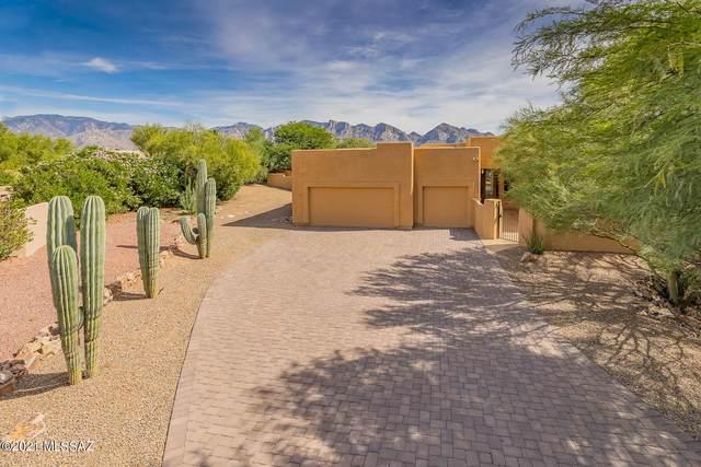 12032 N Tall Grass Drive, Oro Valley, AZ 85755 (#22126320) :: Elite Home Advisors | Keller Williams