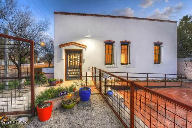 2444 E 4Th Street, Tucson, AZ 85719 (#22126325) :: Tucson Real Estate Group