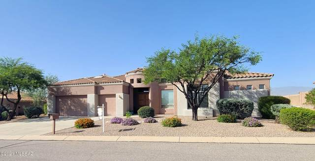 14371 E Yellow Sage Lane, Vail, AZ 85641 (#22126328) :: Long Realty - The Vallee Gold Team