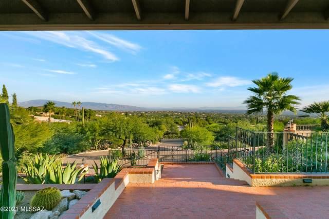 6907 N Gleneagles Drive, Tucson, AZ 85718 (#22126332) :: Gateway Partners International