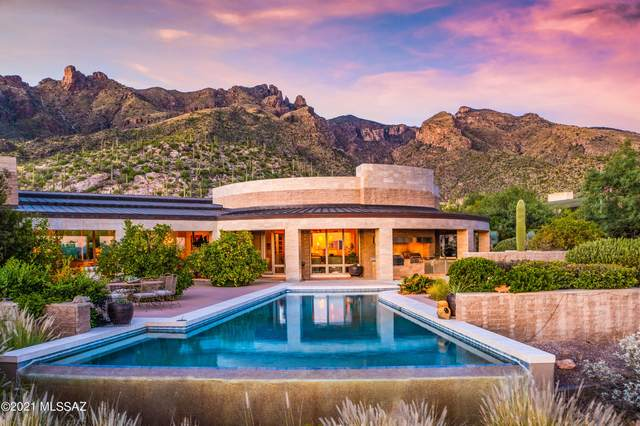 3697 E Canyon Wind Place, Tucson, AZ 85718 (#22126336) :: Elite Home Advisors | Keller Williams