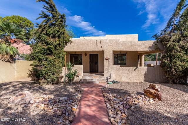 724 N Campbell Avenue, Tucson, AZ 85719 (MLS #22126338) :: The Luna Team