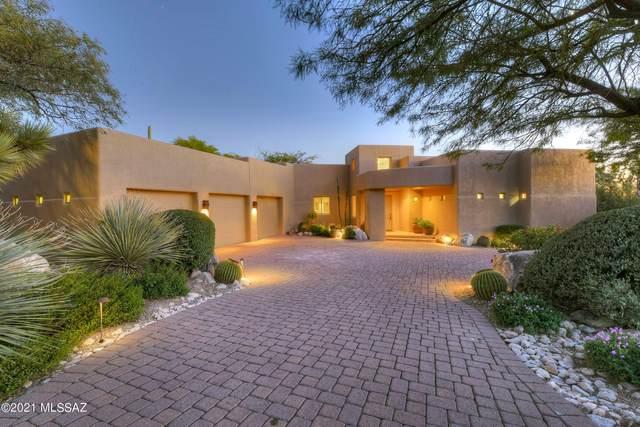 7953 N Pima Village Court, Tucson, AZ 85718 (#22126348) :: Long Realty - The Vallee Gold Team