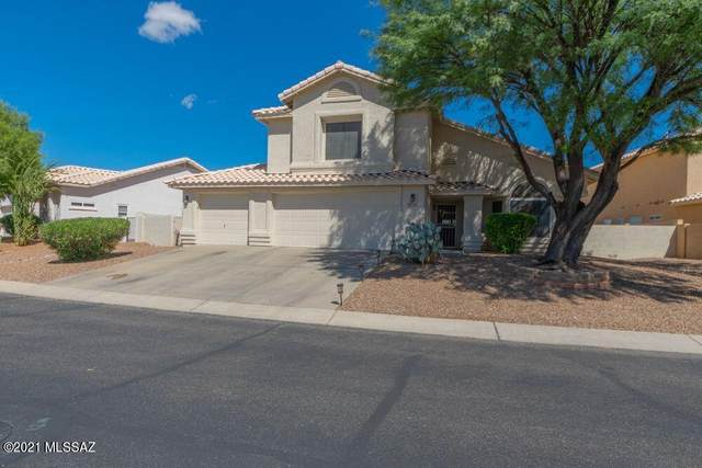 10668 N Sand Canyon Place, Tucson, AZ 85737 (#22126356) :: Long Realty - The Vallee Gold Team