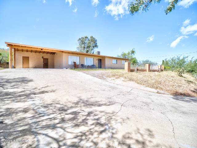 947 N Silver Lode Trail, Nogales, AZ 85621 (#22126364) :: Long Realty - The Vallee Gold Team
