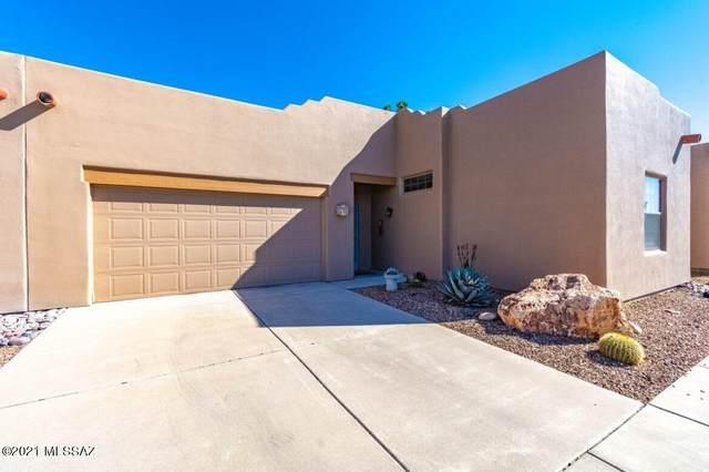 3765 S Avenida De Encino, Green Valley, AZ 85614 (#22126371) :: Elite Home Advisors | Keller Williams