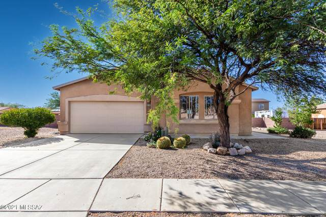 6392 S Harvest Drive, Tucson, AZ 85757 (#22126380) :: Long Realty - The Vallee Gold Team