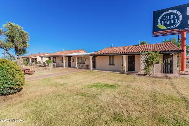 2015 &2027 E Benson Highway, Tucson, AZ 85714 (#22126413) :: The Dream Team AZ