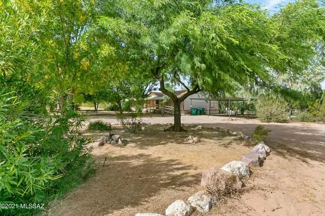 13433 N Trico Road, Marana, AZ 85653 (#22126416) :: Long Realty - The Vallee Gold Team