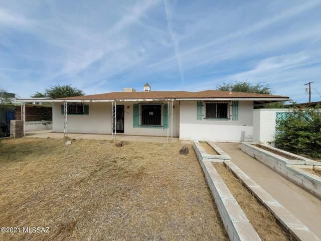 842 W Mossman Street, Tucson, AZ 85706 (#22126418) :: Long Realty - The Vallee Gold Team