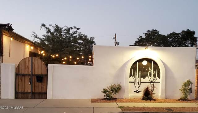28 W 28th Street, Tucson, AZ 85713 (#22126419) :: Kino Abrams brokered by Tierra Antigua Realty