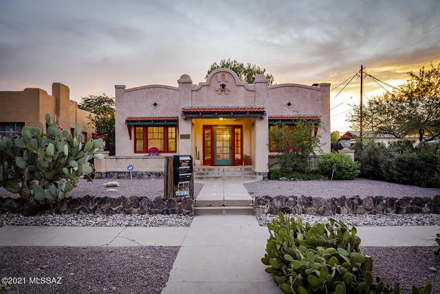 927 N 2nd Avenue, Tucson, AZ 85705 (MLS #22126431) :: The Property Partners at eXp Realty