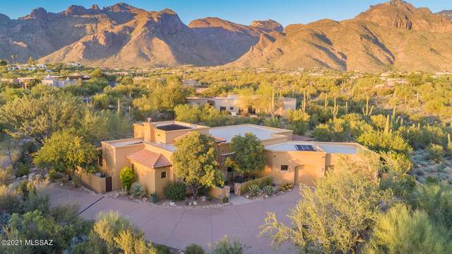 7595 N Mystic Canyon Drive, Tucson, AZ 85718 (#22126446) :: Long Realty - The Vallee Gold Team