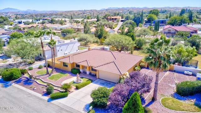 1649 W Artley Drive, Nogales, AZ 85621 (#22126453) :: Long Realty - The Vallee Gold Team