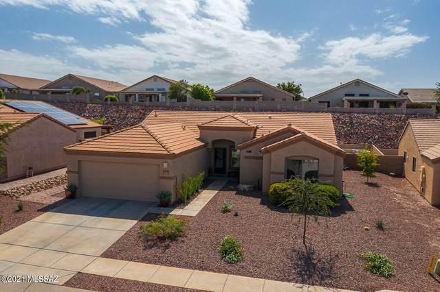 10150 E Corte Madera Fina, Tucson, AZ 85730 (#22126460) :: The Local Real Estate Group   Realty Executives