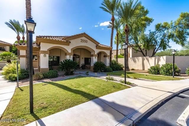 2550 E River Road #14201, Tucson, AZ 85718 (#22126464) :: Kino Abrams brokered by Tierra Antigua Realty