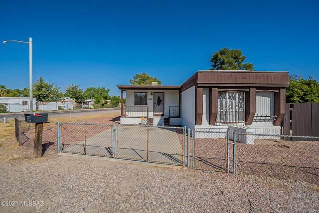 2484 W Diamond Street, Tucson, AZ 85705 (MLS #22126469) :: The Property Partners at eXp Realty
