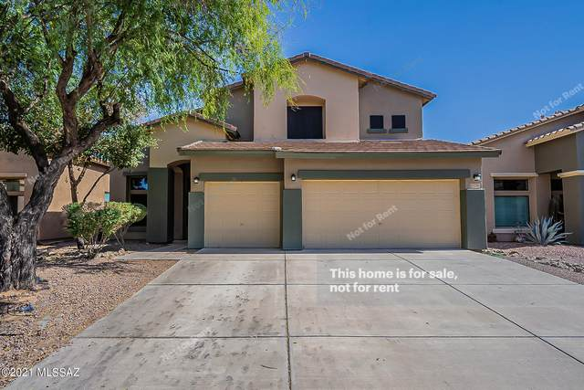 15243 S Avenida Rancho Largo, Sahuarita, AZ 85629 (#22126474) :: AZ Power Team