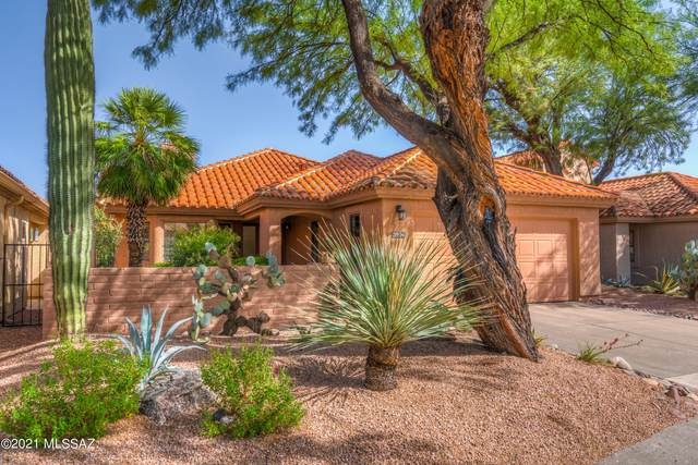 5956 N Misty Ridge Drive, Tucson, AZ 85718 (#22126484) :: Gateway Partners International