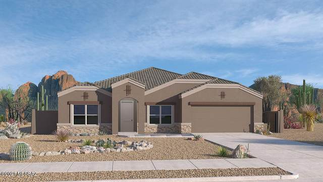 12321 N Miller Canyon Court, Tucson, AZ 85755 (#22126485) :: Long Realty - The Vallee Gold Team