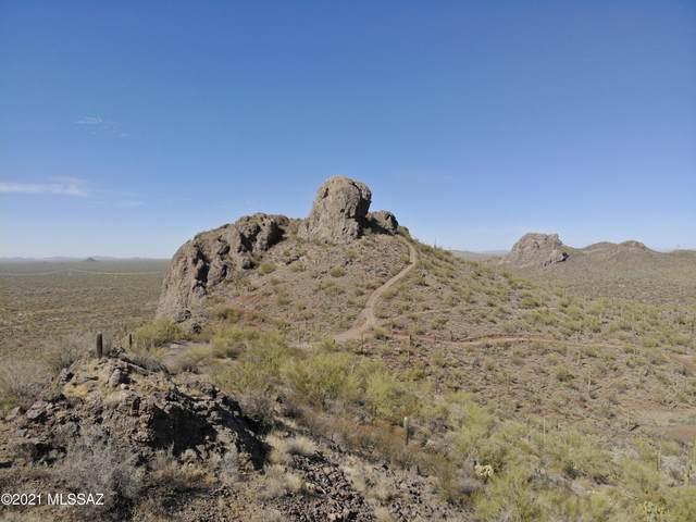 0 S Hannibal Road, Marana, AZ 85658 (#22126487) :: Kino Abrams brokered by Tierra Antigua Realty