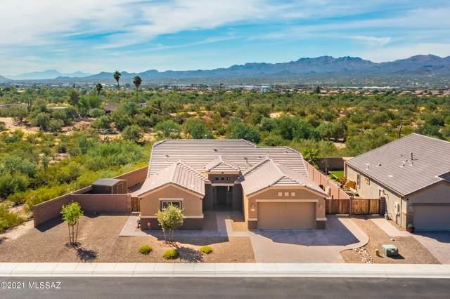 5525 W Jade Hollow Place, Tucson, AZ 85742 (#22126490) :: AZ Power Team