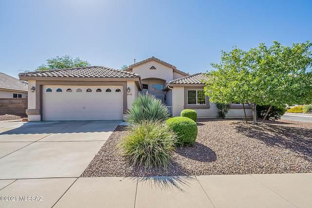 9544 Whetstone Mountain Street, Tucson, AZ 85748 (#22126495) :: Long Realty - The Vallee Gold Team