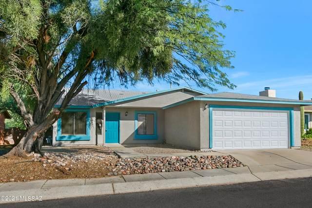 9825 N Camino Vado, Tucson, AZ 85742 (#22126498) :: Long Realty - The Vallee Gold Team