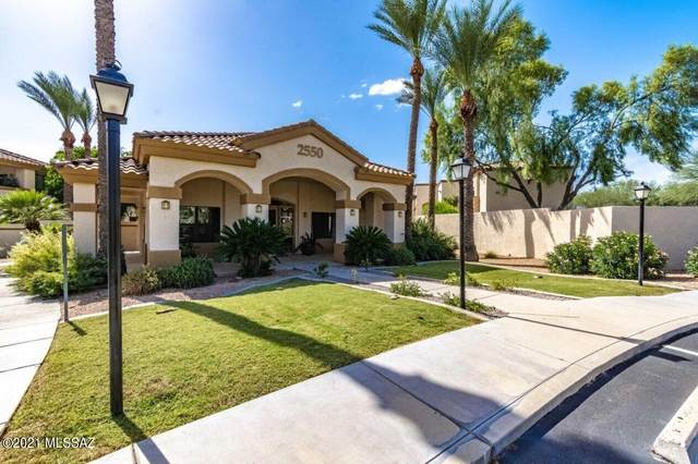 2550 E River Road #14202, Tucson, AZ 85718 (#22126501) :: Long Realty - The Vallee Gold Team