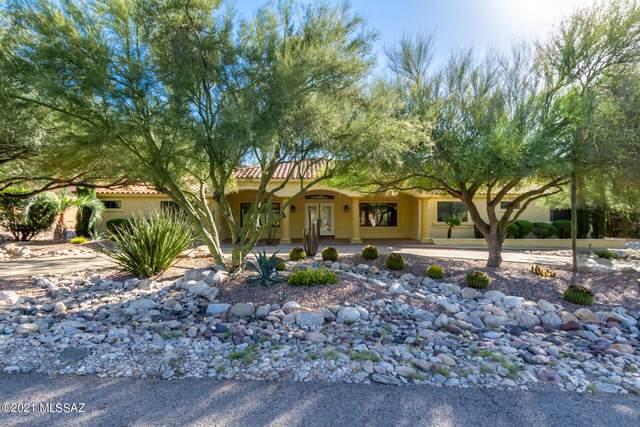 6490 N Finisterra, Tucson, AZ 85750 (#22126503) :: Elite Home Advisors | Keller Williams