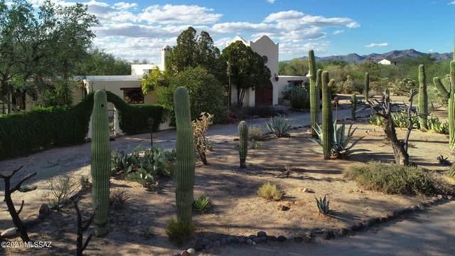 3051 W Camino Alto, Tucson, AZ 85742 (#22126505) :: Elite Home Advisors | Keller Williams