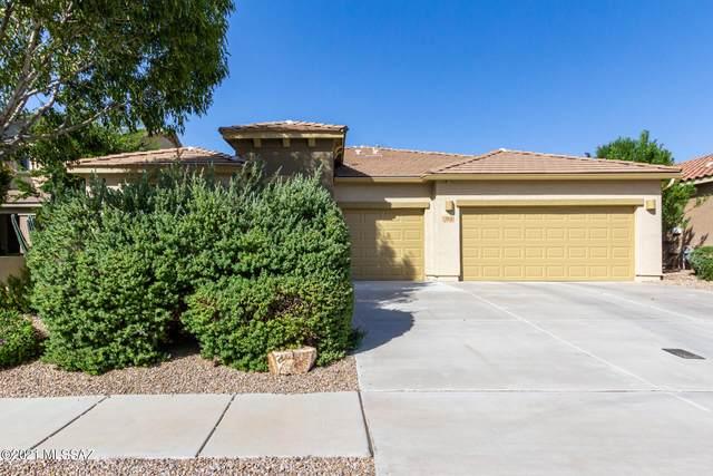 913 E Empire Canyon Lane, Sahuarita, AZ 85629 (#22126506) :: AZ Power Team