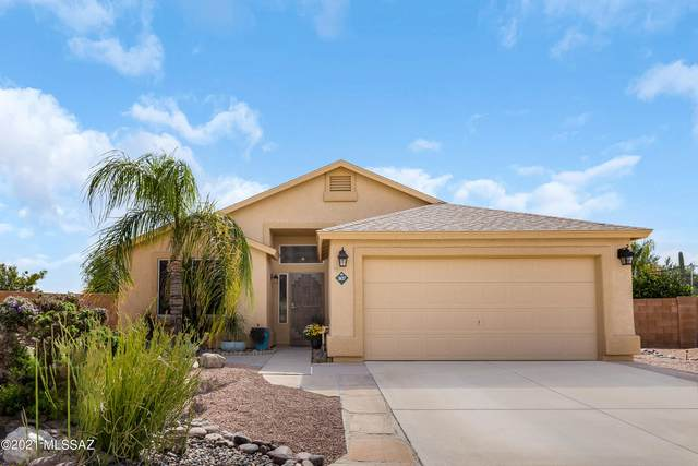 3627 W Sunglade Drive, Tucson, AZ 85742 (#22126508) :: Luxury Group - Realty Executives Arizona Properties