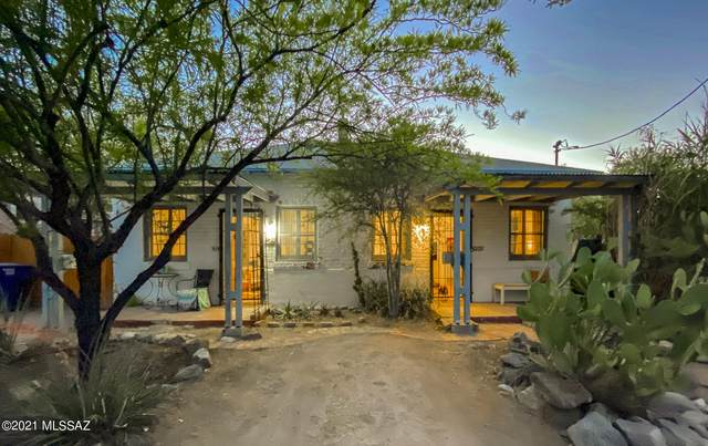 915 N Hoff Avenue, Tucson, AZ 85705 (#22126510) :: Kino Abrams brokered by Tierra Antigua Realty