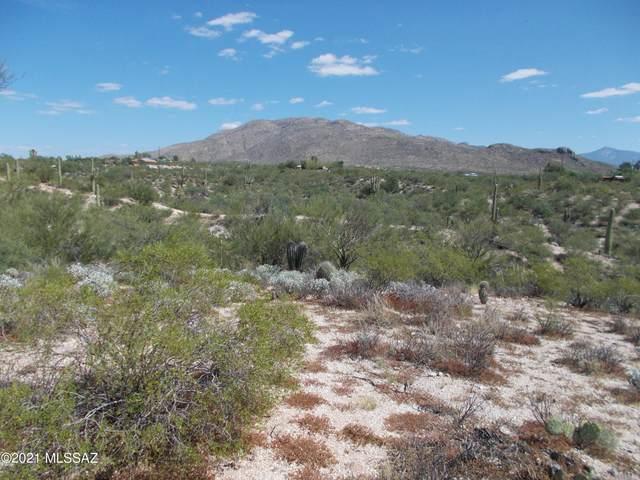 11588 E Camino Del Desierto, Tucson, AZ 85747 (#22126532) :: Long Realty - The Vallee Gold Team
