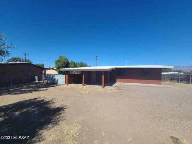 2401 N Jordan Drive, Tucson, AZ 85745 (#22126542) :: Long Realty - The Vallee Gold Team
