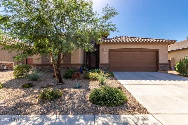 11093 W Riverton Drive, Marana, AZ 85653 (#22126551) :: Long Realty - The Vallee Gold Team